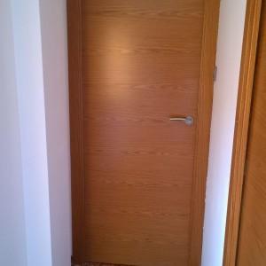 Detalle puertas ciegas