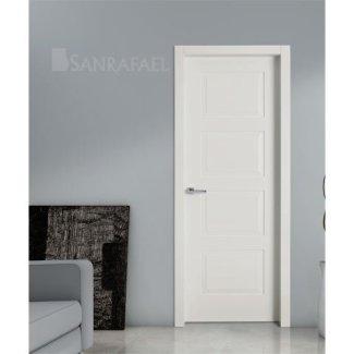 Puerta lacada