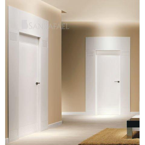 Puerta lacada - Moldura gran formato
