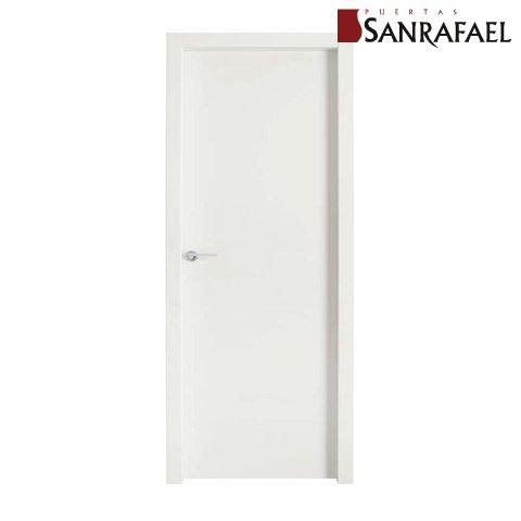 Puerta color blanco