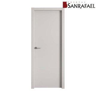 Puerta color gris