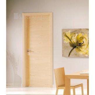 Puerta de diseño en madera tulipie decoraciones lacadas