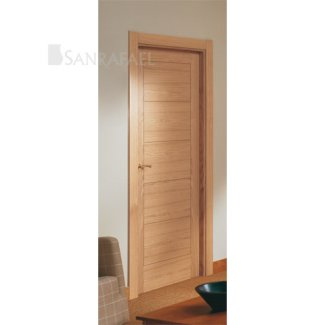Puerta Diseño en madera de roble