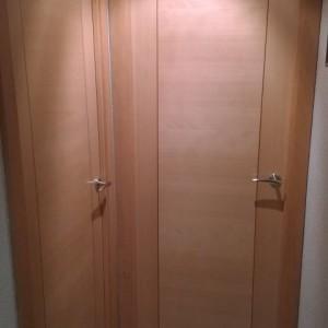 Puertas lisas