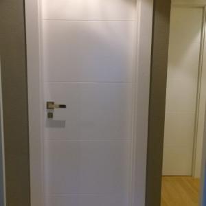 Serie lacada blanco 9005 - Puertas de paso